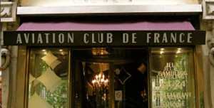 aviation club de france