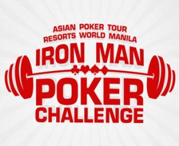 Ironman poker manila