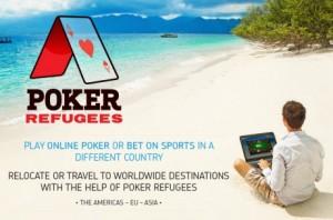 poker refugees