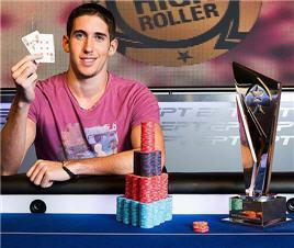 Daniel-Colman super high roller